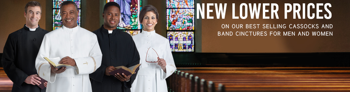 Murphy Robes: Quality Robes for Choirs, Clergy, Pastors, Priests ...