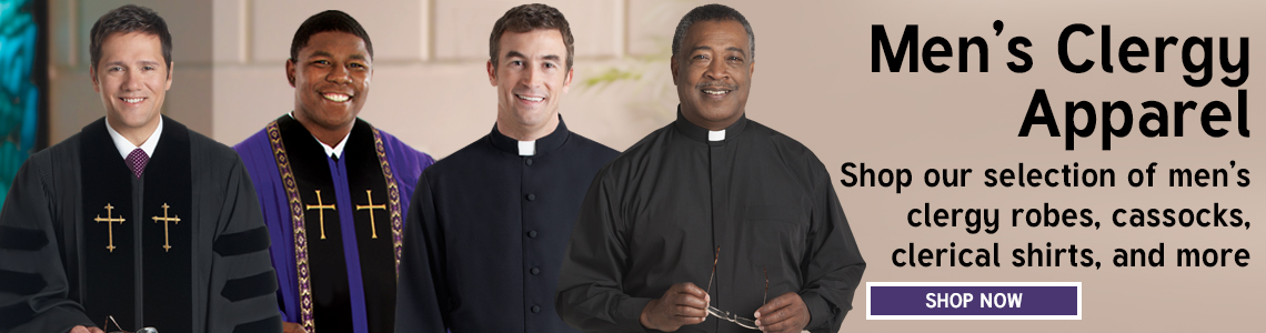 Murphy Robes Men's Clergy Apparel