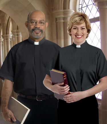 Clergy Shirts For Men and Women