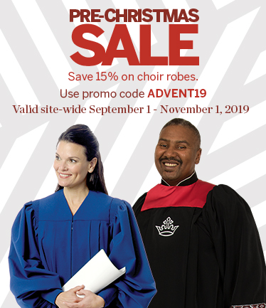 15% Off Custom Choir Apparel